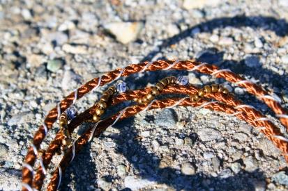 Barna selyem, ezüsttel... Brown silk with silver