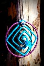 Lila kerék... Lavender wheel
