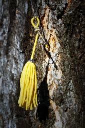 Sárga csomó... Yellow knot