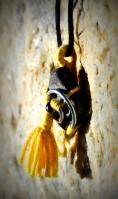 Sárga kavics... Yellow stone