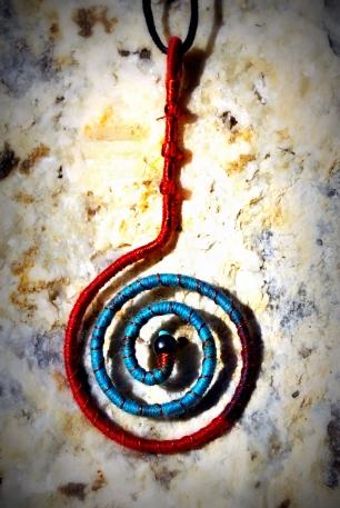 színes csiga... colorful spiral