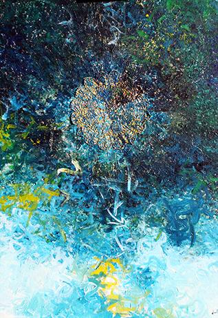 The beginning of life – 60x80 cm