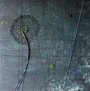 Dandelion I. – 40x40 cm