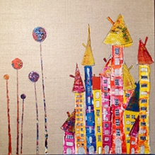 Once upon a time... – 40x40 cm