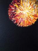 Fireworks – 58x75 cm