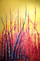Magic forest – 80x120 cm
