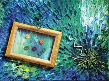 Greenplosion – 40x30 cm