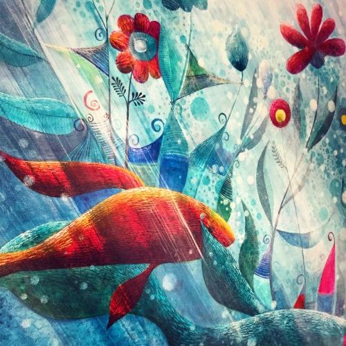 Aquarium - detail 2.